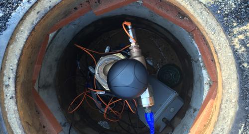 Echologics Water Main Monitoring EchoShore TX